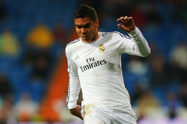 Real Madrid's Casemiro Would Be a Wise Transfer Move for Arsenal
