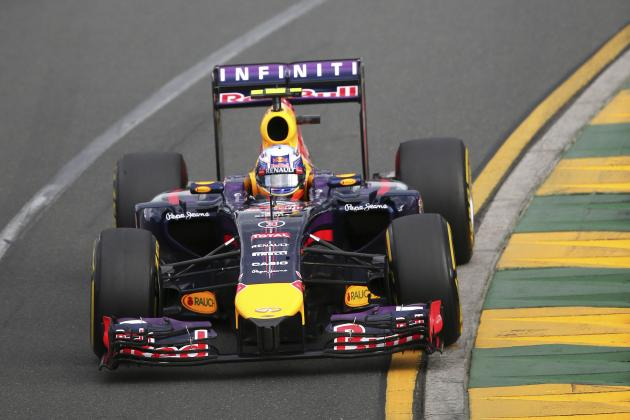 Daniel Ricciardo, Red Bull Lose Australian Grand Prix Disqualification Appeal