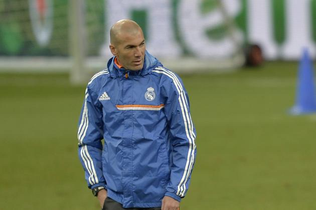 Zidane Wanted to Be France Coach