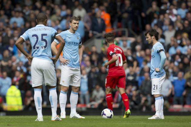 Manchester City Must Channel Spirit of 2012 to Maintain Premier League Dream