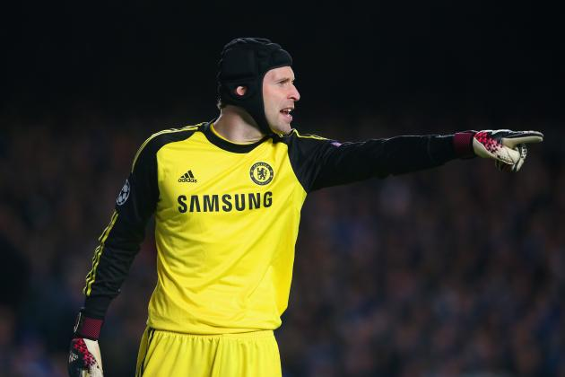 Chelsea's Petr Cech Waiting to See If Liverpool Will Wilt Under Pressure