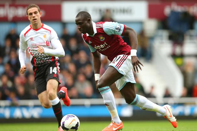 Liverpool Transfer News: Mohamed Diame Claims Reds Want West Ham Midfielder
