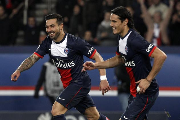 Chelsea Transfer News: Edinson Cavani and Ezequiel Lavezzi a Dream Duo for Blues