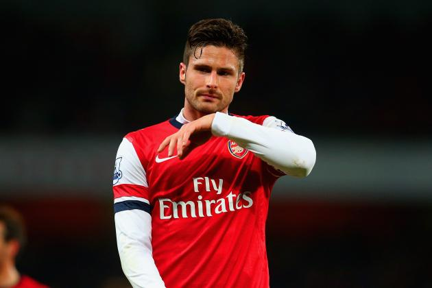 Giroud Needs Burst of Energy to Spark Gunners into Life