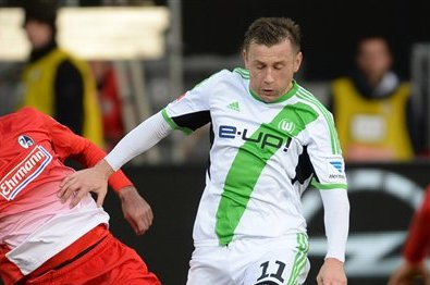 Ivica Olic Looking for New Deal from Wolfsburg, Champions League Football Is Key