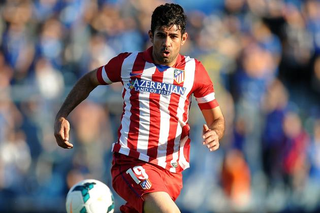 Chelsea Transfer News: Diego Simeone Won't Stop Diego Costa Leaving Atletico
