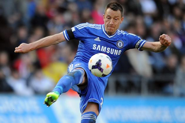 Where Does John Terry Rank Among World's Best Centre-Backs Right Now?