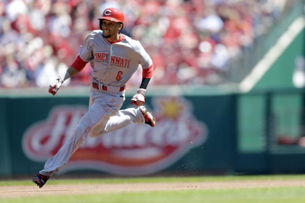 Is Cincinnati Reds' Billy Hamilton the Fastest Baseball Player Ever?