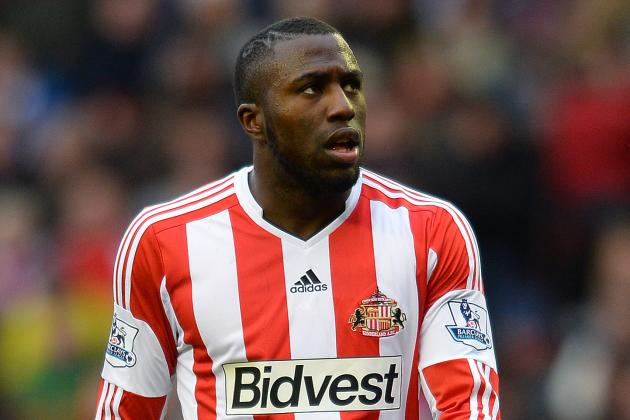 USA Striker Jozy Altidore Just Can't Shake Struggles at Sunderland