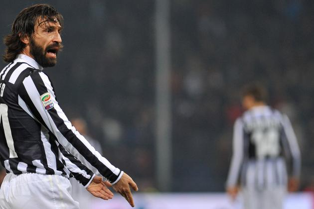 Andrea Pirlo Spares No Detail in Funny and Revealing New Book
