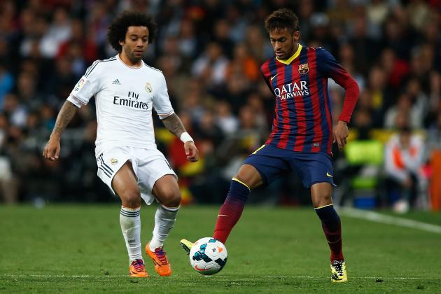 El Clasico 2014: Real Madrid vs. Barcelona Live Stream, Key Stats, Form Guide