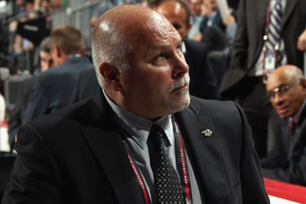 Trotz Emotional in Goodbye Press Conference