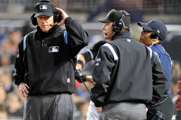 Scott Miller's Starting 9: Highlighting 1 of MLB Instant Replay's Fatal Flaws