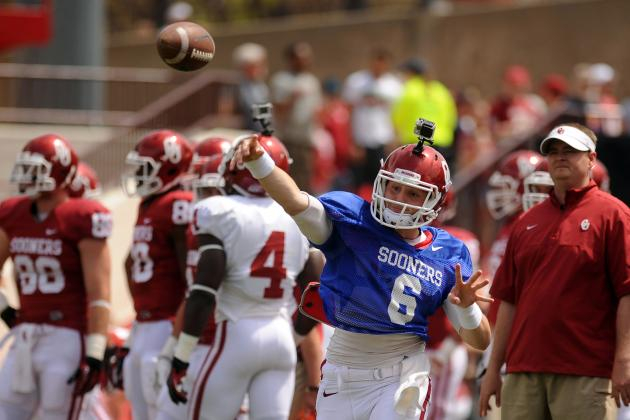 Oklahoma Football: Top Performers from the Sooners' Spring Game