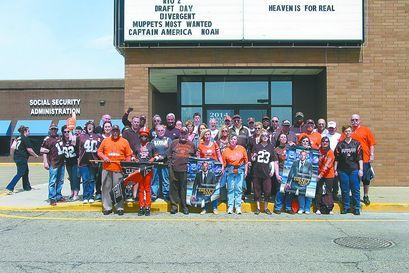 Browns Fans Unite for Film Premiere