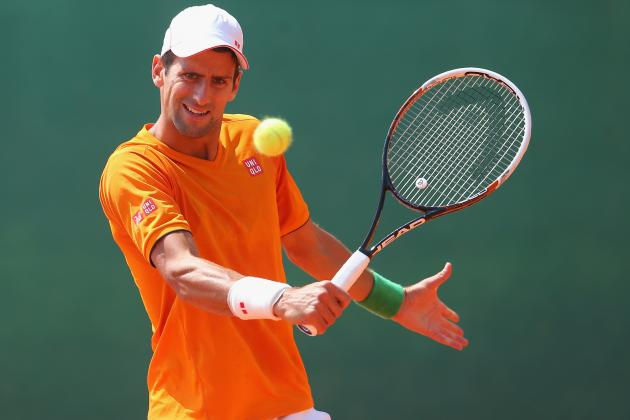 Novak Djokovic vs. Albert Montanes: Score and Recap from Monte-Carlo Masters