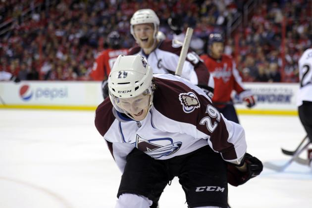 Colorado Avalanche Transform into Cup Contender in a Season for the Ages
