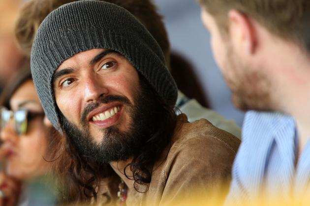 Russell Brand Sues The Sun, Uses the Money to Make Hillsborough Donation