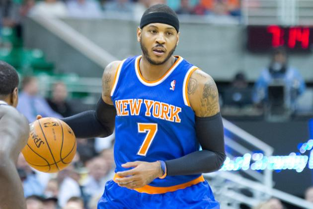 Carmelo Anthony Injury: Updates on Knicks Star's Shoulder and Recovery