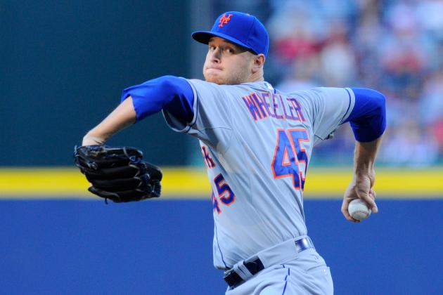 Wheeler Picks Up Slack for Overworked Mets Staff