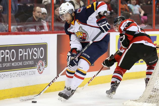 Aaron Ekblad: Complete NHL Scouting Report for Elite Draft Prospect