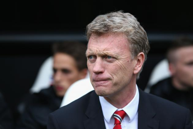 David Moyes Faces Defining Sequence as Manchester United Manager
