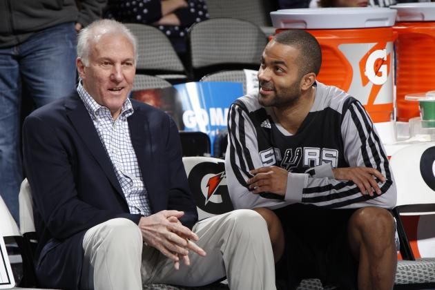 How the San Antonio Spurs' Success Proves the Popovich Rest Method Works