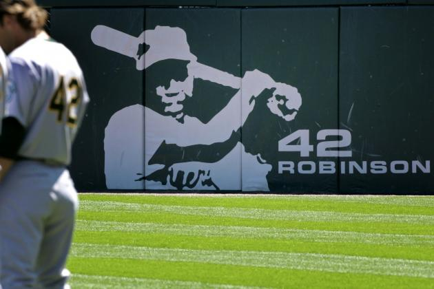 MLB's African-American Superstars Discuss Jackie Robinson's Impact