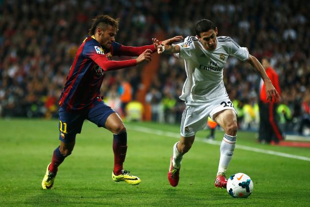 El Clasico 2014: Real Madrid vs. Barcelona Team News and Predictions