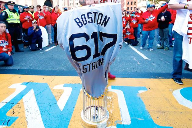 1 Year After Boston Marathon Bombings, Memories Are Still Fresh, Emotions Raw