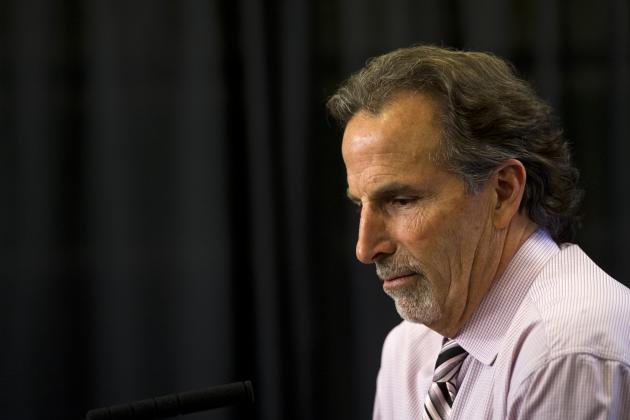 Vancouver Canucks' Season Was as Bad as It Gets
