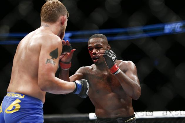 Jon Jones Goes off on 'Delusional' Alexander Gustafsson