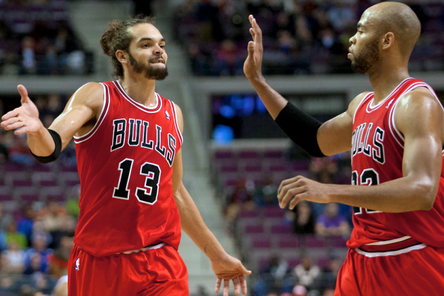 How the Bulls Overcame the Loss of D-Rose, Became the Team No One Wants to Face