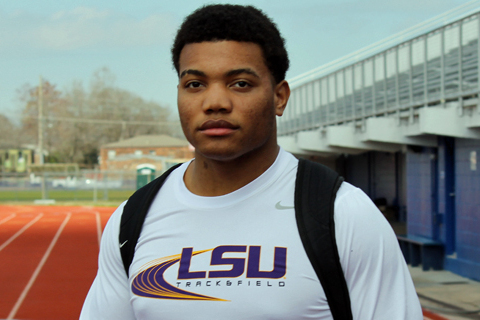 2015 4-Star RB Recruit Derrius Guice Names Top 5