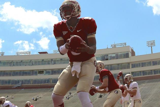 What We Learned About Florida State's Title Chances in 2014 Spring Game