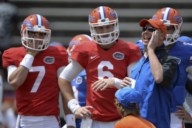 Florida Football: Gators Achieved Their Primary Spring Goal; Find an Offense