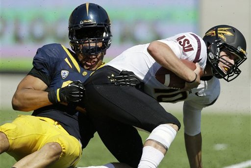 Cal's Brennan Scarlett Back on Field After Injury Woes
