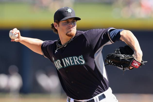 Mariners Recall RHP Beavan; Option RHP Luetge