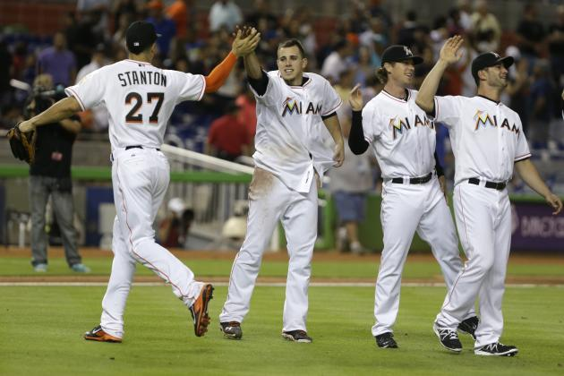 Locking Up Jose Fernandez, Giancarlo Stanton Key to Rebuilding Marlins' Image