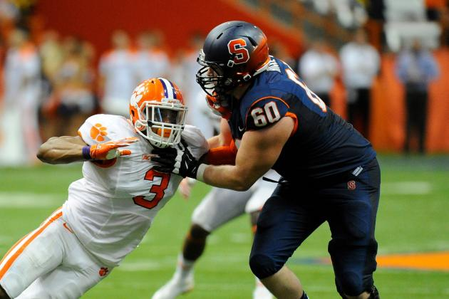 Looking at Possible Offensive Line Combinations for Syracuse Football