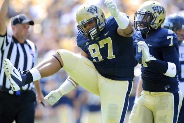 Aaron Donald Has the Talent to Turn Heads at the NFL Level