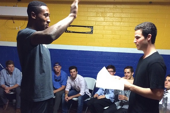 Rondae Hollis-Jefferson Joins Jewish Frat AEPi, Not the NBA Draft