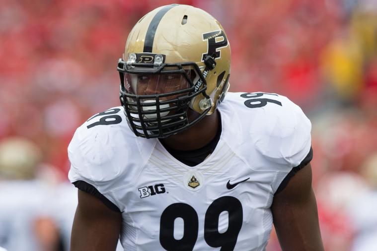 Russell Ready to Become Leader for Purdue Football