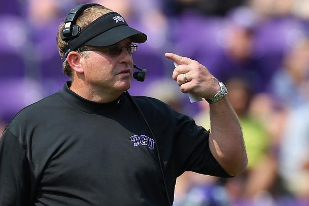 TCU Hopes New Offense Levels Playing Field