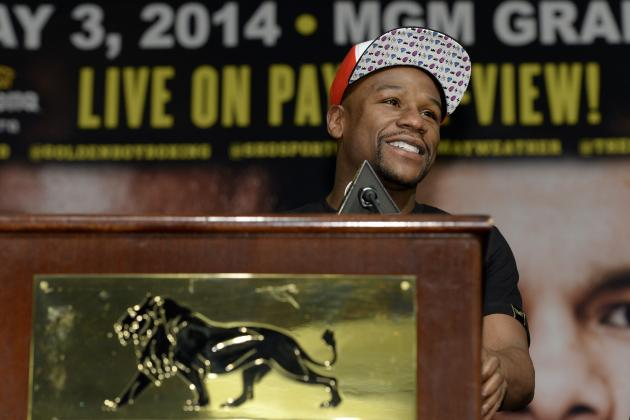 Mayweather vs. Maidana Round by Round: How to Catch Live Updates of Action
