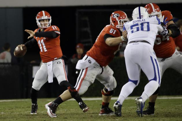 NFL Draft 2014: Injured College Stars Who Will Be Pro Steals