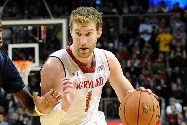 Maryland Basketball Season Review: Evan Smotrycz