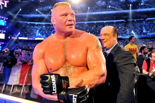 Best Ways for WWE to Capitalize on Brock Lesnar's WrestleMania Victory