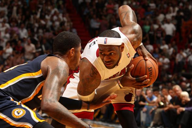 NBA Playoff Schedule 2014: Updated Postseason Bracket and TV Coverage Info