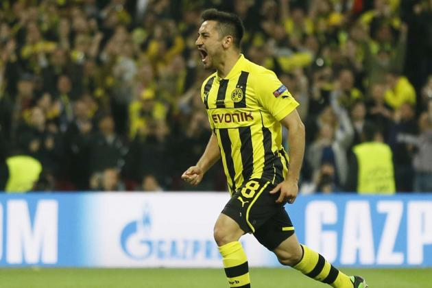 Ilkay Gundogan Signs Contract Extension with Borussia Dortmund